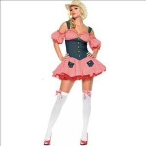 Leg Avenue Cowgirl Costume